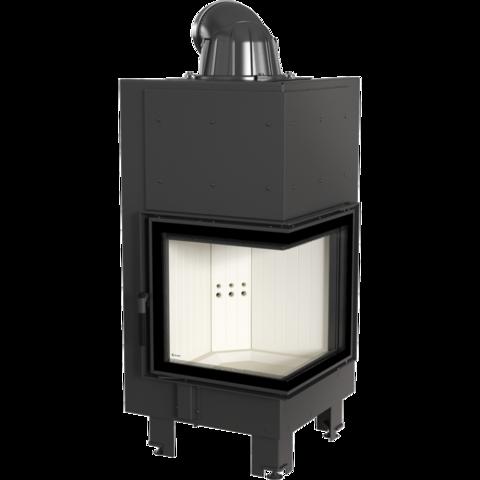 Каминная топка Kratki MBN/P/BS/SG (гнутое стекло) (8 кВт)