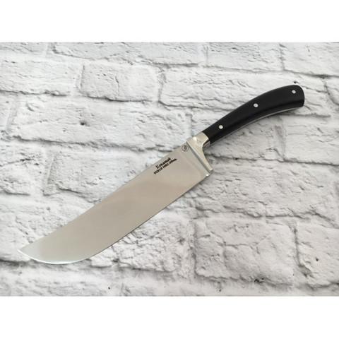 Нож Узбекский Пчак, цельно-металлический сталь 95Х18 кованый