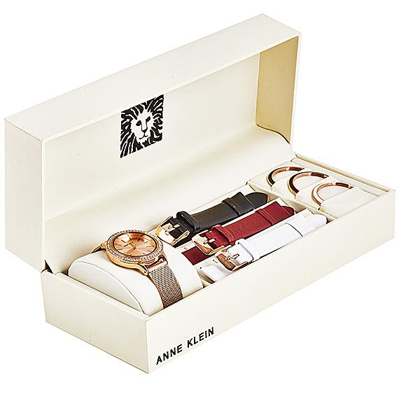 Часы наручные Anne Klein AK/3418RGST