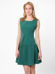 A-648-1 платье зеленое