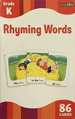 Rhyming Words Flashcards (86 cards)