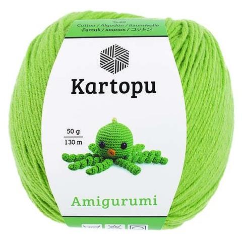 Купить Пряжа Kartopu Amigurumi Код цвета K1390 | Интернет-магазин пряжи «Пряха»