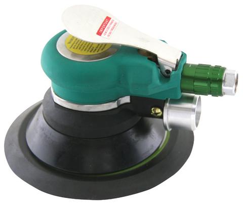 JAS-6698-6HE Машинка шлифовальная пневматическая орбитальная с пылеотводом 9000 об./мин.,  O150 мм