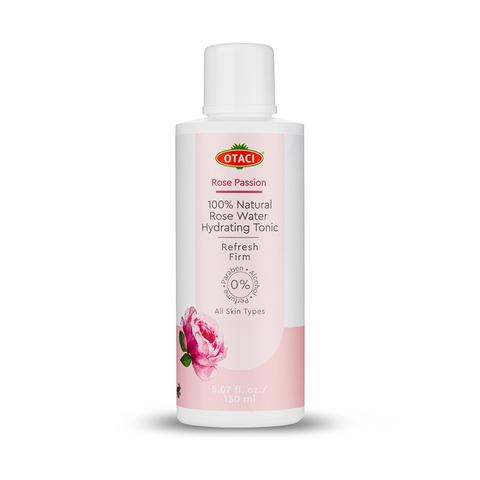 Страстная роза. 100% розовая вода