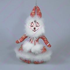 Крольчиха с мехом