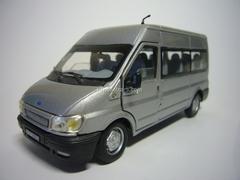 Ford Transit Cararama 1:43