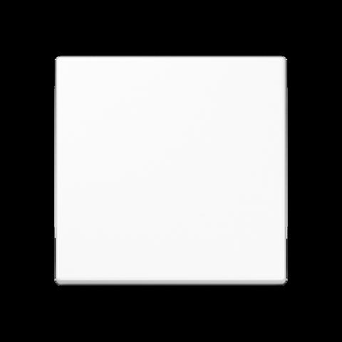 Выключатель одноклавишный перекрёстного типа. 10 A / 250 B ~. Цвет Белый. JUNG A. 507U+A590WW