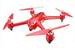Радиоуправляемый квадрокоптер MJX Red Bugs 2 с бесколлекторными двигателями