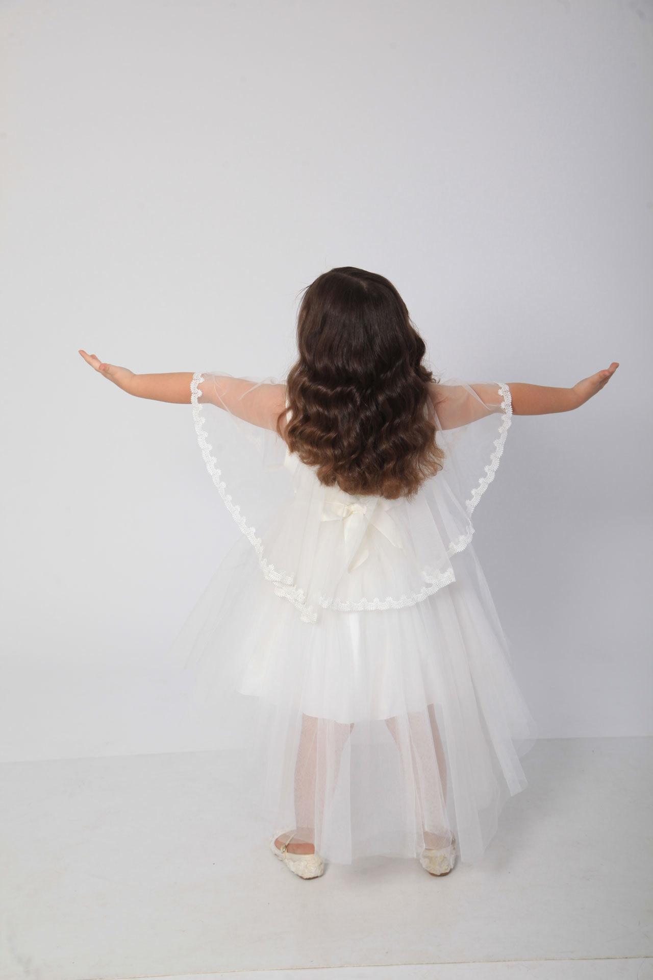 Платье для девочки Nimble, 91305