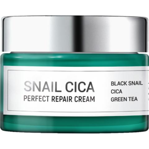 Крем для лица МУЦИН УЛИТКИ/ЦЕНТЕЛЛА Snail Cica Perfect Repair Cream, 50 мл, ESTHETIC HOUSE