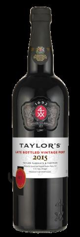 Taylor's Late Bottled Vintage в подарочной упаковке
