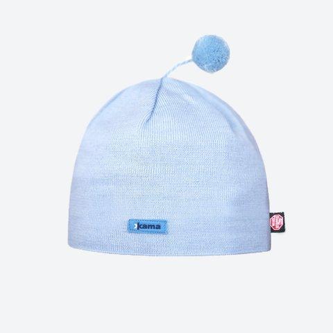 Картинка шапка Kama Aw46 Blue - 1