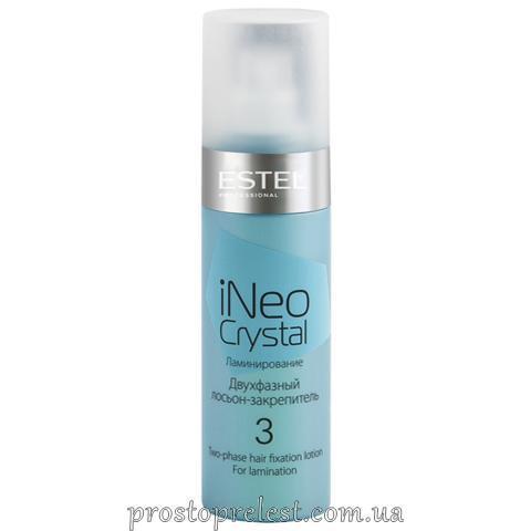 Estel iNeo-Crystal Lotion - Двухфазный лосьон-закрепитель для волос