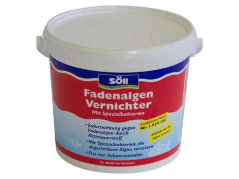 FadenalgenVernichter 5 кг - Средство против нитевидных водорослей