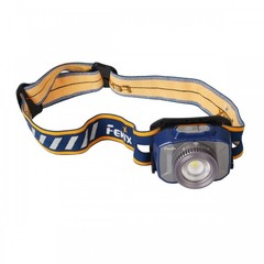 Купить фонарь светодиодный налобный Fenix HL40R Cree XP-LHIV2 LED синий, 300 лм, встроенный аккумулятор