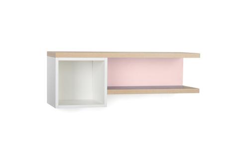 Полка LX 52 розовый-принт