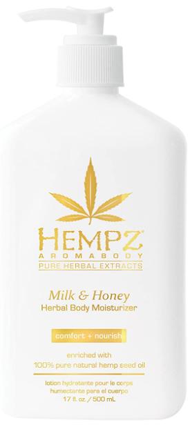 Hempz Milk & Honey Herbal Body Moisturiser молочко для тела 500мл