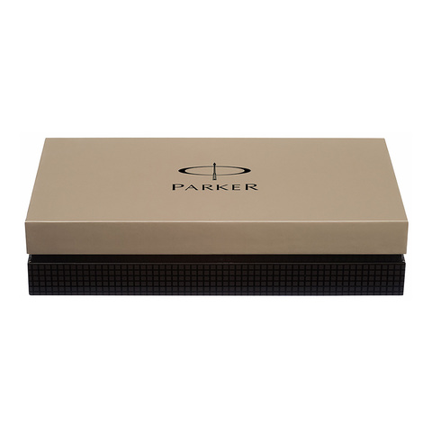Parker Premier - Deep Black Lacquer GT, шариковая ручка, M, BL