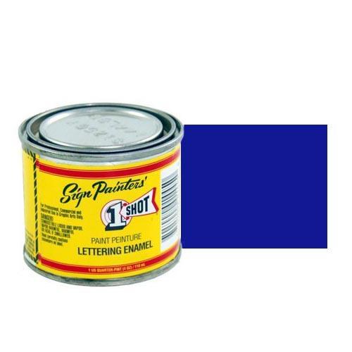 Эмали для пинстрайпинга Эмаль для пинстрайпинга 1 Shot Синий (Reflex Blue), 118 мл ReflexBlue.jpg