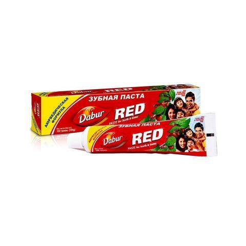 Зубная паста Дабур  (Ред) 100г