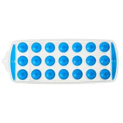 Форма для льда Шарики (пластик+силикон)