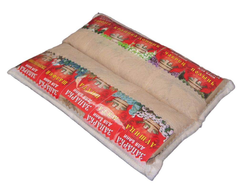 Набор запарок для бани в сумочке (10 шт.)