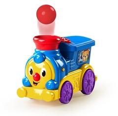 Bright Starts Музыкальный паровозик с мячиками (10308)