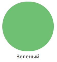 Покраска корпуса стола зеленая