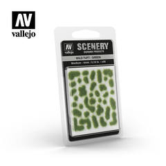 SCENERY: WILD TUFT - GREEN 4mm