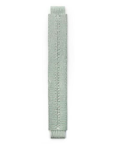 Сменная ручка фисташка с серебристыми чешуйками