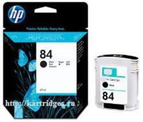Картридж Hewlett-Packard (HP) C5016A №84 / 85