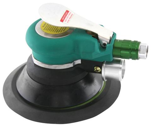 JAS-6698-5HE Машинка шлифовальная пневматическая орбитальная с пылеотводом 9000 об./мин., O125 мм