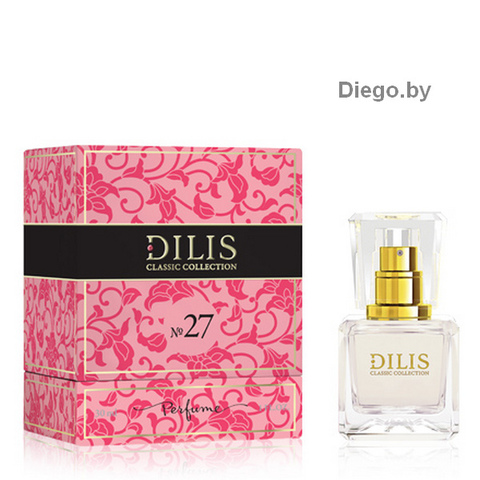 Духи Dilis Classic Collection №27