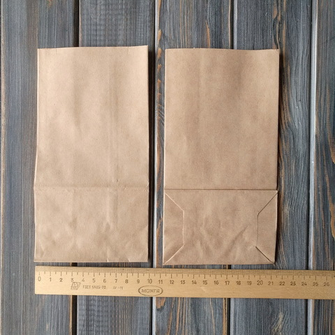 Крафт-пакет простой