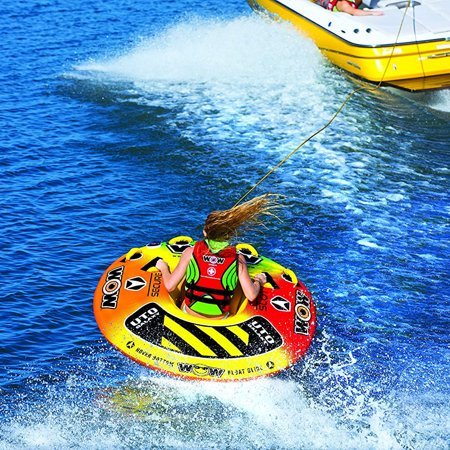 "Towable ski tube ""Uto galaxy"", 2 person"