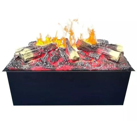 Электрокамин Cassette 500 3D с эффектом живого огня