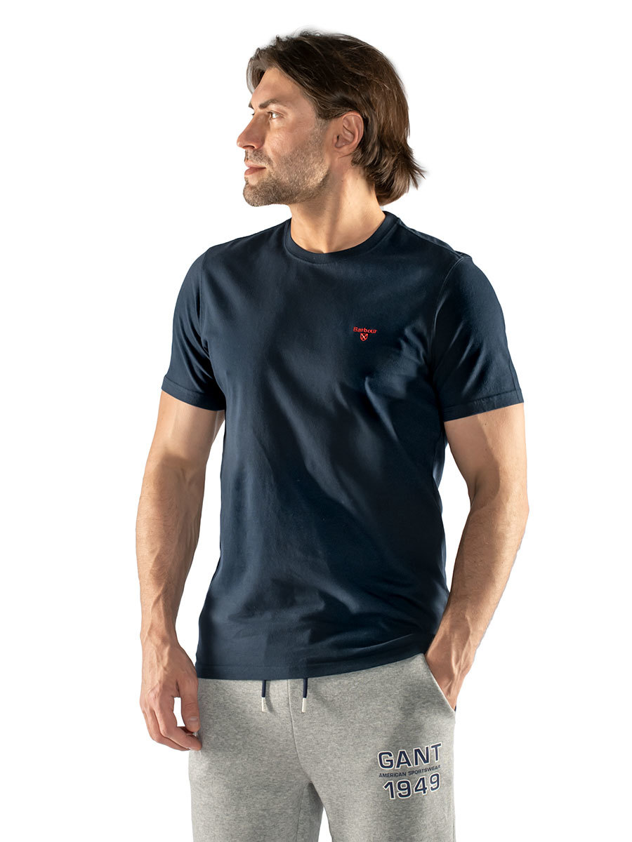 Barbour футболка Sports Tee MTS0331/NY91
