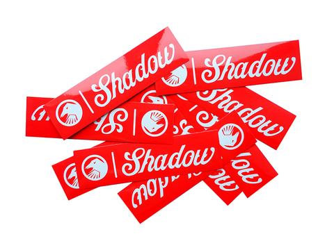Наклейка Shadow Promo 2021