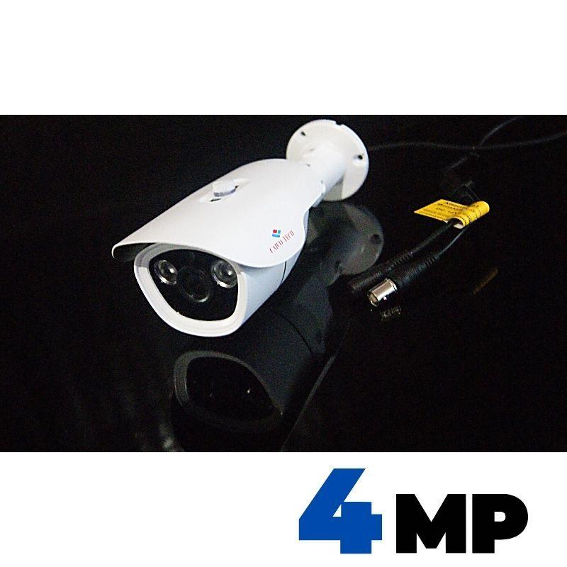 Светочувствительные IP камеры наблюдения 4 Мп следующего поколения описание