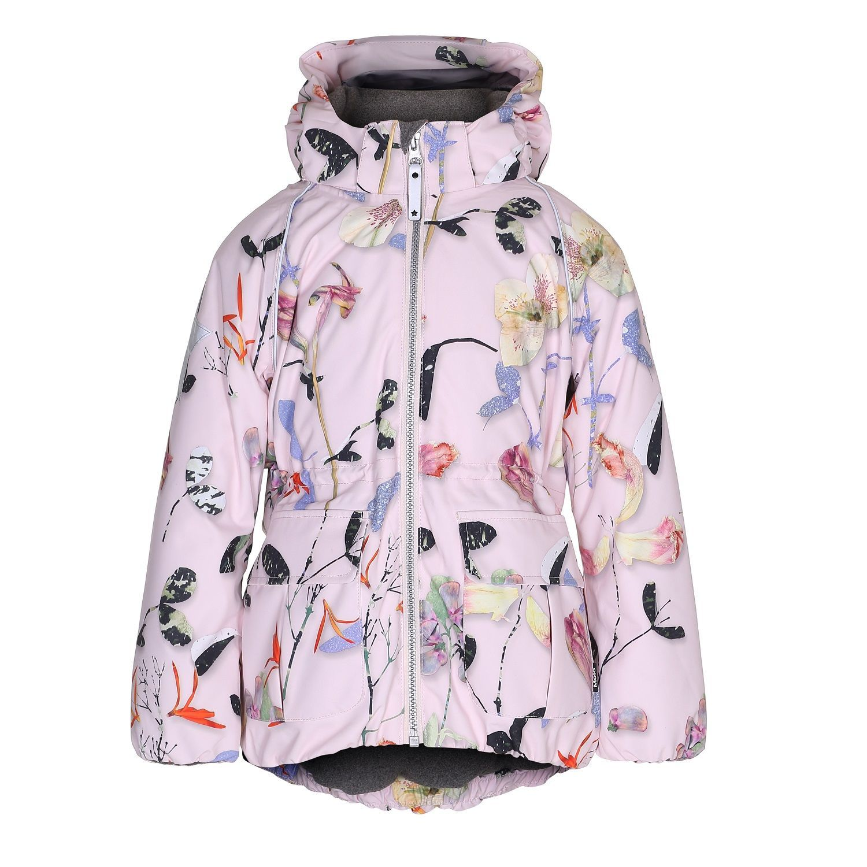 Детская куртка Molo Cathy Paper Petals