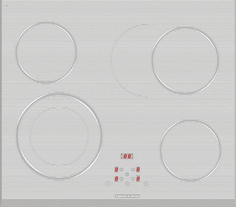 Независимая электрическая варочная панель Zigmund & Shtain CNS 159.60 WX