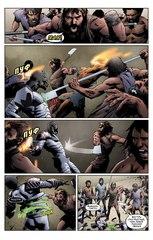 Икс-О Воин. Том 1. Огнем и мечом