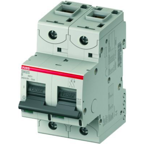 Автоматический выключатель 3-полюсный 32 А, тип  UCB, 25 кА S803S-UCB32. ABB. 2CCS863001R1325