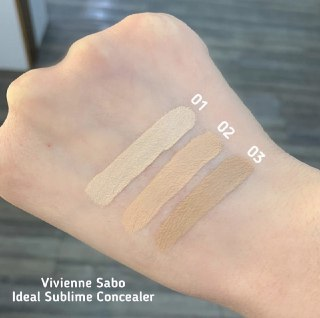 Консилер Vivienne Sabo Ideal Sublime 02