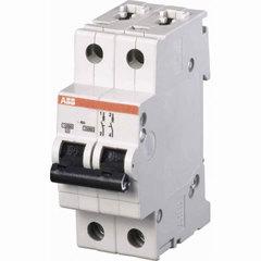 Автоматический выключатель АВВ 2/25А SH202LC 25