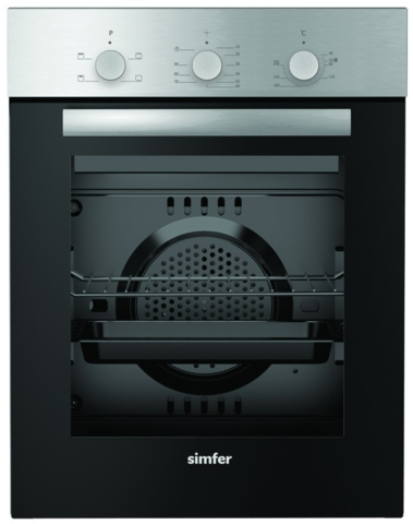 Встраиваемый духовой шкаф Simfer B4EM14011
