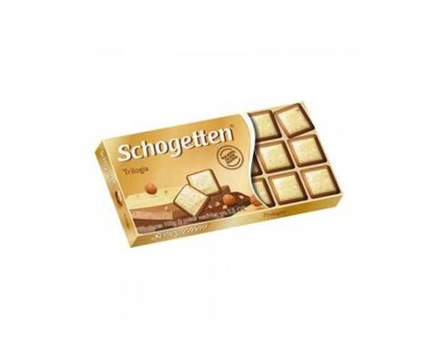 Белый шоколад Schogetten Trilogia