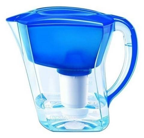 Водоочиститель Кувшин модель Аквафор Премиум (синий кобальт), арт.а2373