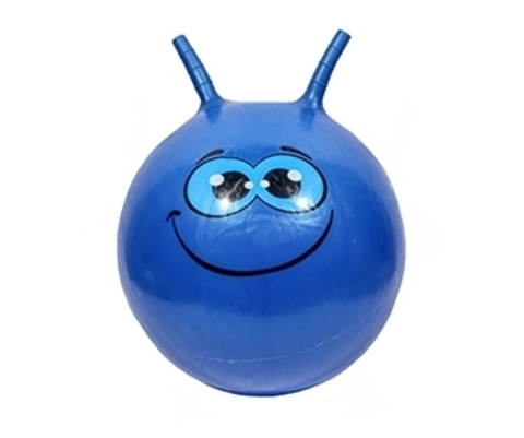 Мяч прыгун Милая улыбка 45 см