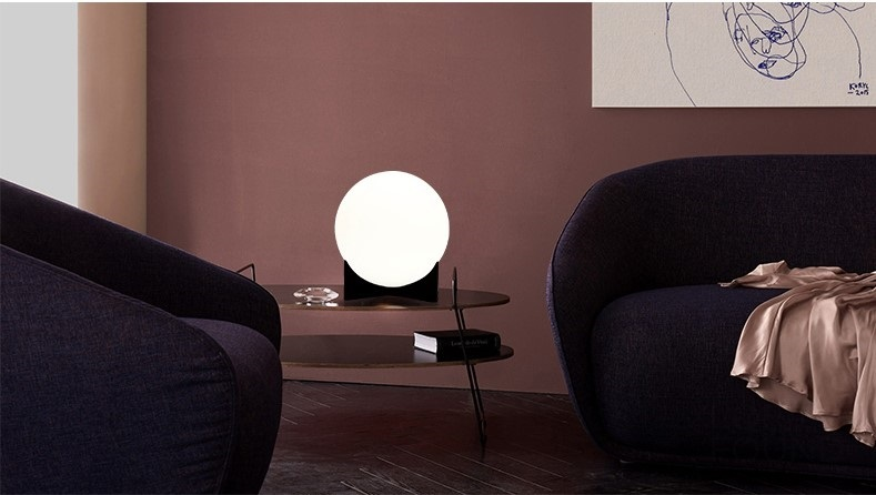 Настольная лампа Oscar Terzani style